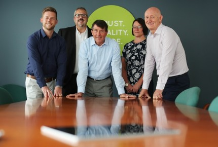 Howard Russell Construction is fit for the future following boardroom shake-up