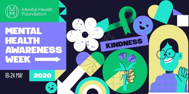Mental Health Awareness Week- Kindness 1